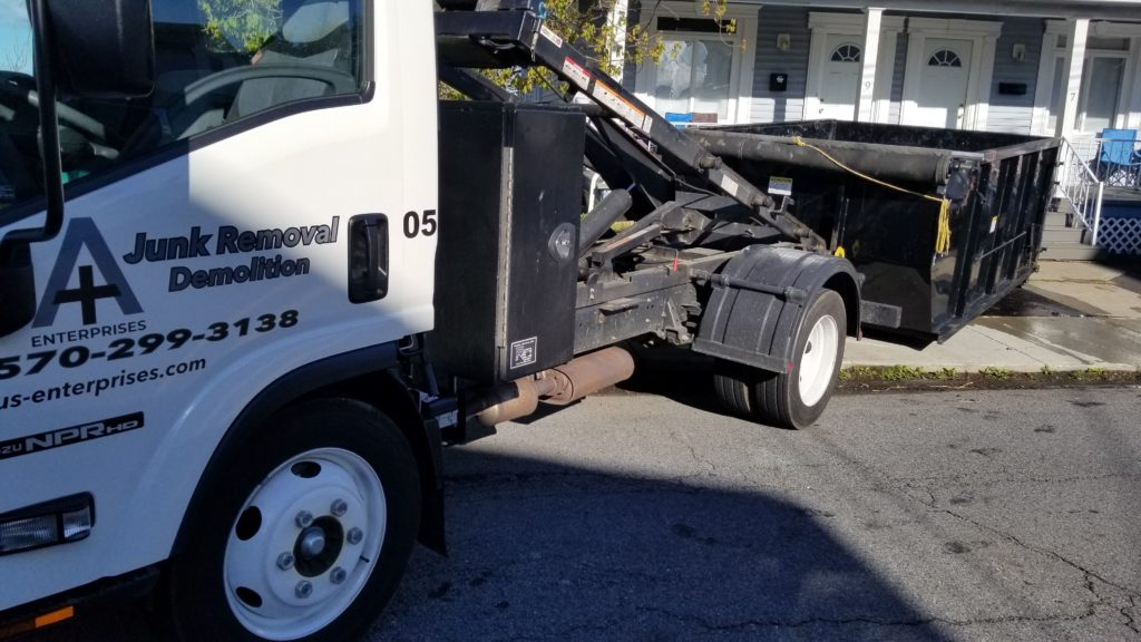 Junk Removal Service in Wyoming, Pennsylvania