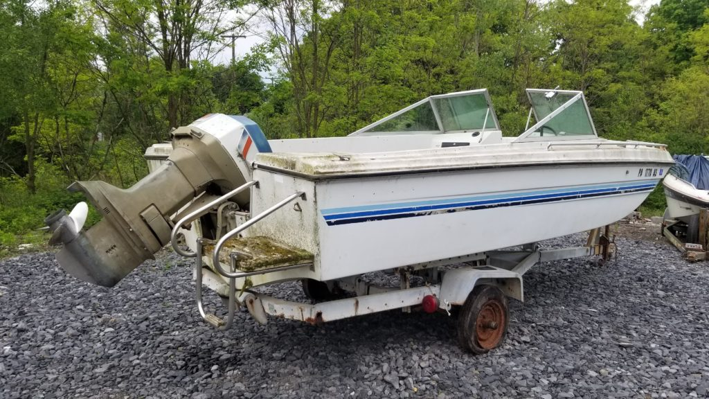 Dispose of your old boat absolutely free