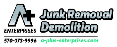 Junk Removal & Demolition | Scranton / Wilkes-Barre PA | A+ Enterprises