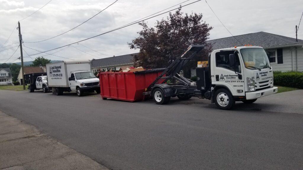 Junk Removal Service Near Me, Wilkes-Barre, Pennsylvania